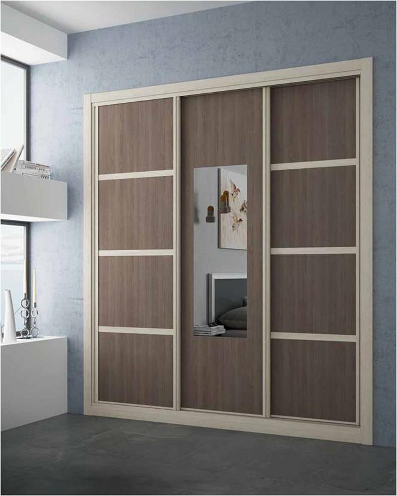 Tendencias y novedades en armarios empotrados y puertas - Puertas correderas de armarios ...